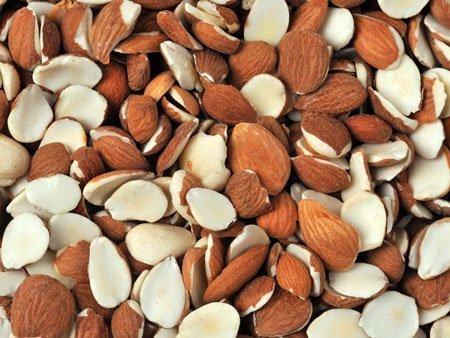 Sweet Apricot Kernels Broken and Halves Supplier Producer BATA FOOD Turkey