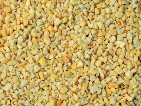 Blanched Sweet and Bitter Apricot Kernels Diced Meal Supplier Producer BATA FOOD Turkey