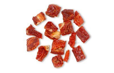 Organic Sun Dried Diced Tomatoes Supplier Producer BATA FOOD Turkey
