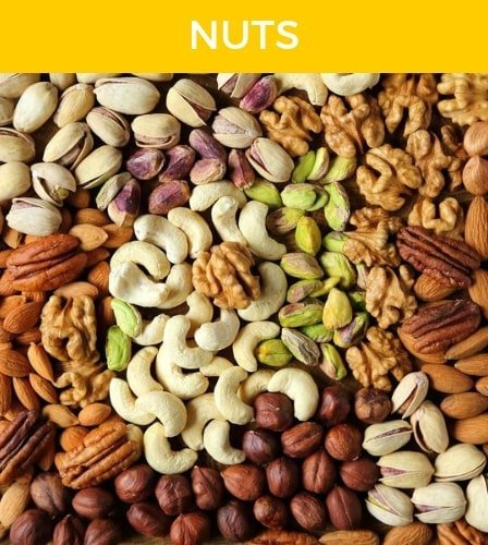 BATA FOOD - Suppliers of Organic Dried fruits, Nuts, Seeds