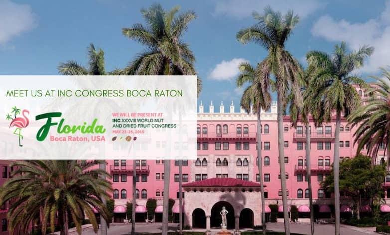 Meet BATA FOOD at Boca Raton INC Congress 2019