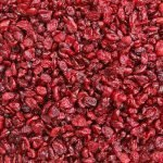 Organic Cranberries Supplier Bata Food Netherlands Wholesale Stocks