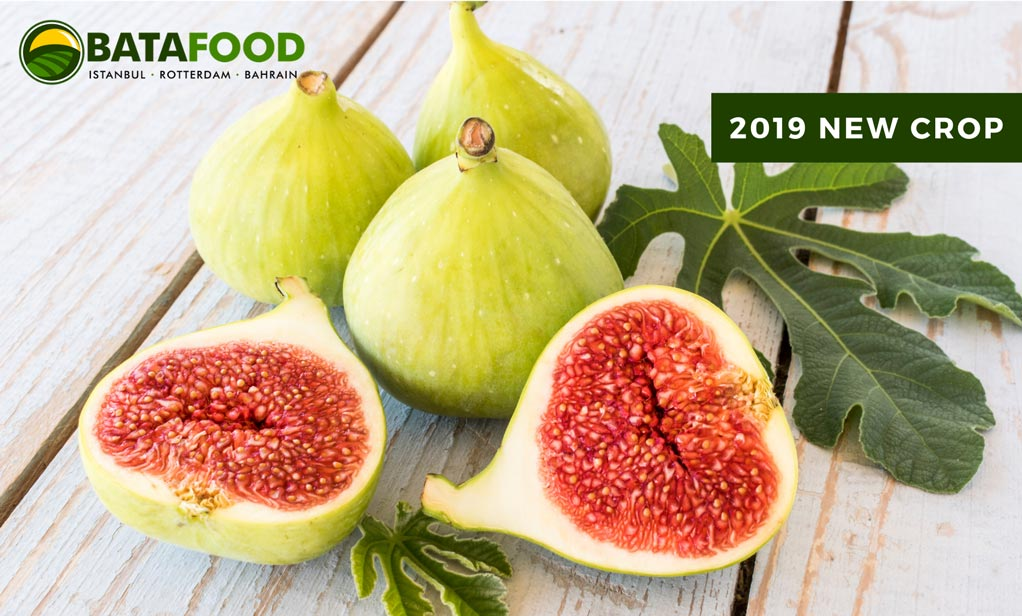 Dried Figs New Crop 2019 First Shipment Date