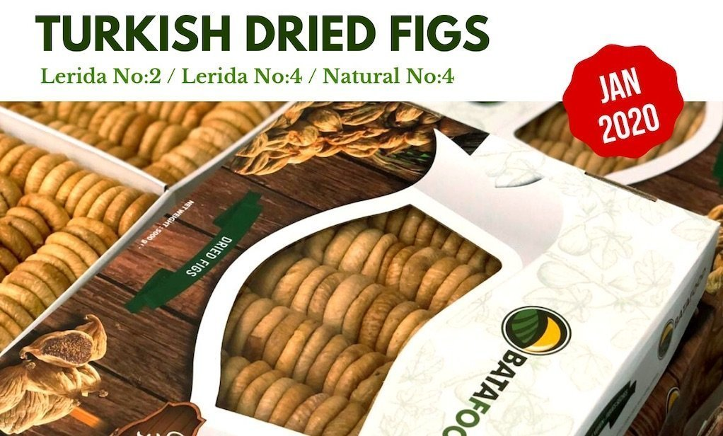 Turkish Dried Figs Lerida and Natural in the Netherlands Europe by BATA FOOD