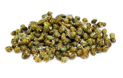 Organic and Conventional Capers in salt Supplier BATA FOOD Turkey Netherlands