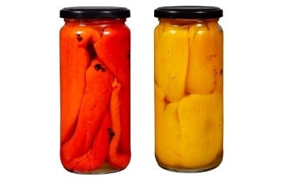 Pickled Red Yellow Capia Bell Peppers manufacturer Bata Food Turkey Netherlands